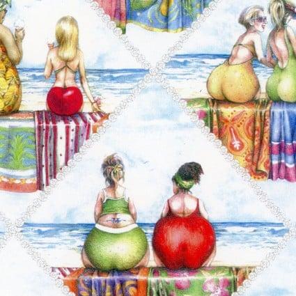 Fruit Ladies