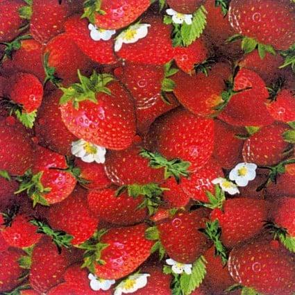 Elizabeth's Studio Berry Good 155 Red