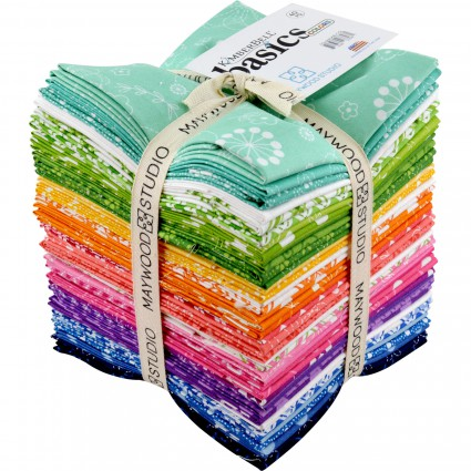 KimberBell Basics Colors Fat Quarter Bundle