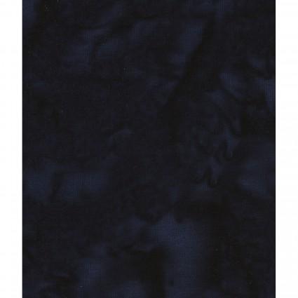 Java Rain Wash Batiks - Deep Blue