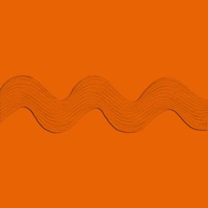 Jumbo Ric Rac - Orange