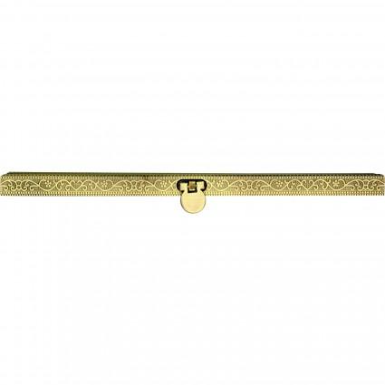 Socialite Wallet Clasp 7.5 Bronze GANBH006