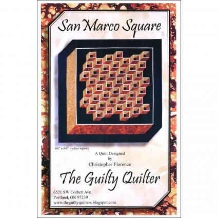 San Marco Square Pattern