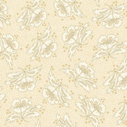 Butter Churn Basics - White Flower - HYC