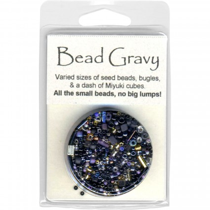 Bead Gravy - Black Portobello