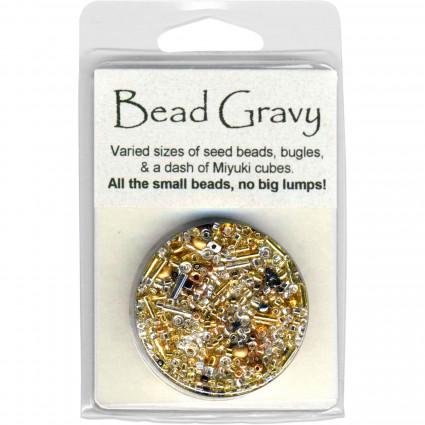 Bead Gravy-Metalic Demi-glace