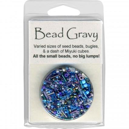 Bead Gravy - Plummery Blue