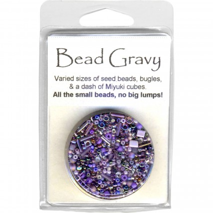 Bead Gravy-Blackberry Violet