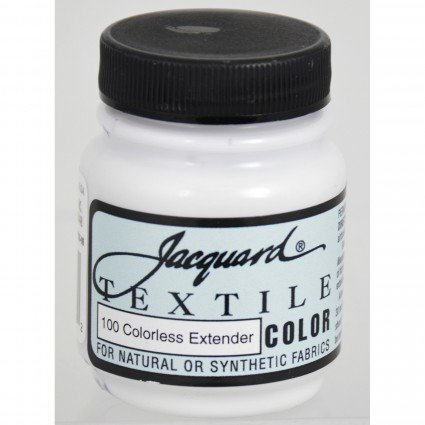 Textile Colorless Extender by Jacquard