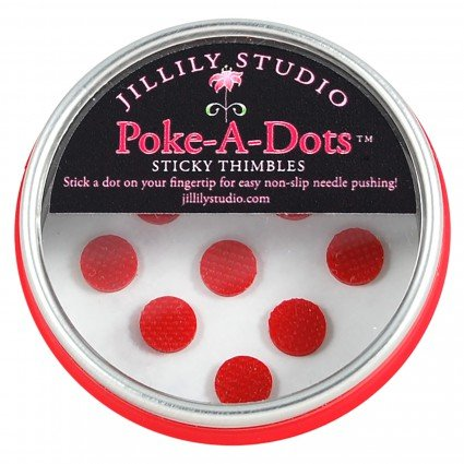 poke a dots sticky thimble