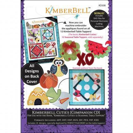 Kimberbell Cuties (Companion CD)