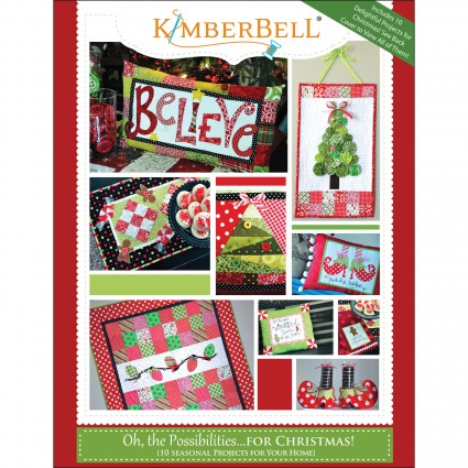 Kimberbell Oh The Possibilities Christmas