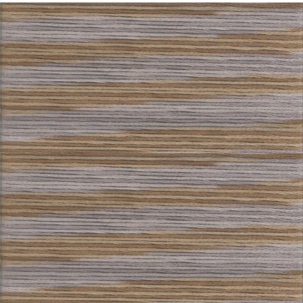 5028 Cosmo Seasons Variegated Floss Gray & Brown
