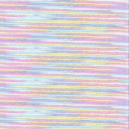 Pastels 9001 Cosmo Seasons Variegated Cotton Embroidery Floss 8m Skein