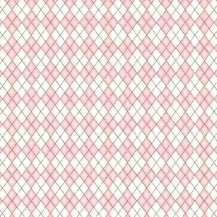 Forest Friends, Argyle pink