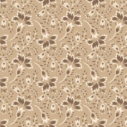 Hold Em' or Fold Em'cream western floral