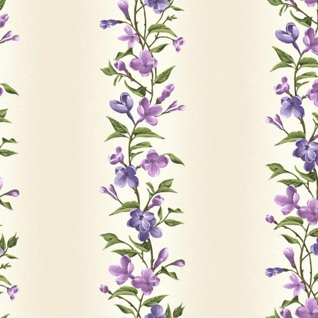 Fresh Lilacs - Trailing Stripe