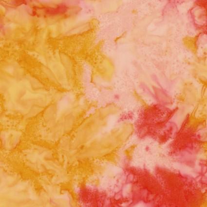 Mango Tango Batiks B35-062