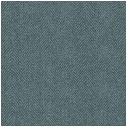 Woolies Flannel Light Blue Herringbone