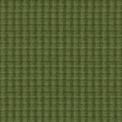 Maywood Studio Woolies Green check Flannel