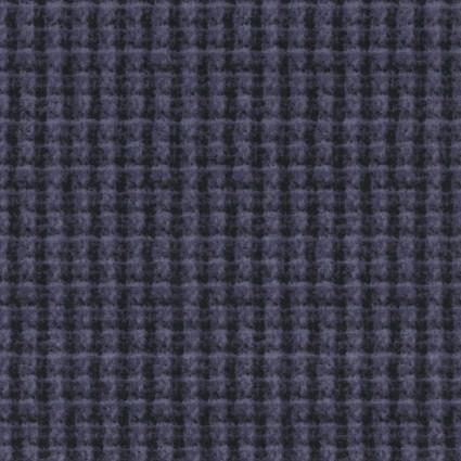 Woolies Flannel Dark Violet Double Weave