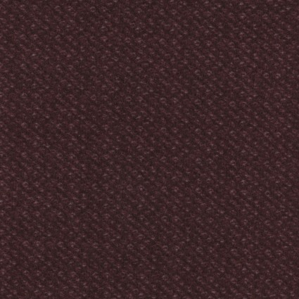 Woolies Flannel Dark Purple Poodle Boucle