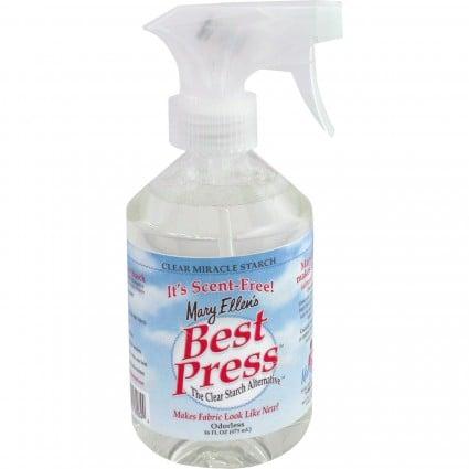 Best Press Spray Starch - Unscented - 32 oz.