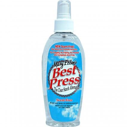 Best Press Unscented