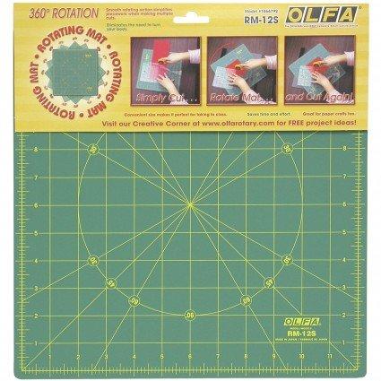 Rotary Self-Healing Rotary Mat 12x12