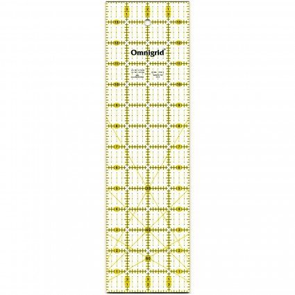 Omnigrid Ruler with Angles