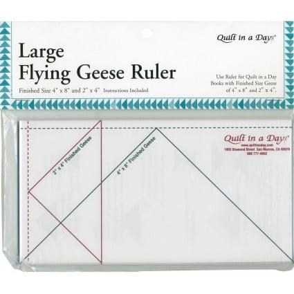 Eleanor Burns - Large Flying Geese Ruler
