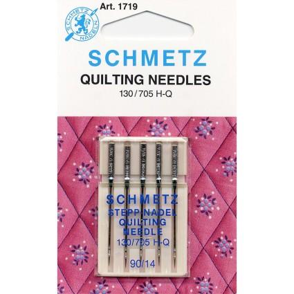 SCHMETZ QUILTING NEEDLES 14/90