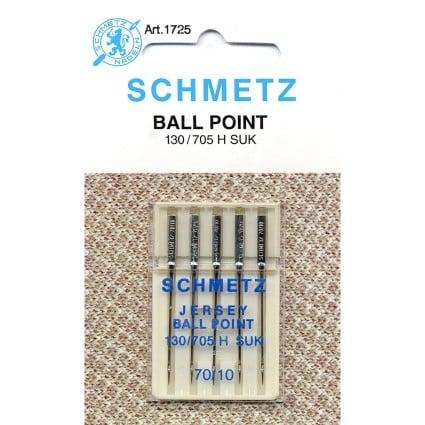 Needle Ballpoint 10/70 5 Count