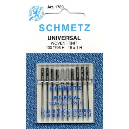 Needle Universal Asst 10 Count