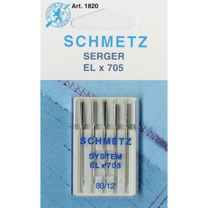 Schmetz Serger Needles elx705