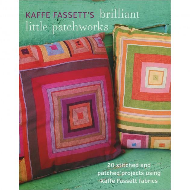 Kaffe Fassett's Brilliant Little Patchworks