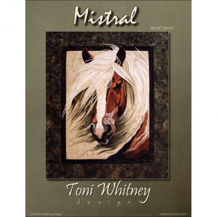 Mistral Kit and Pattern by Toni Whitney
