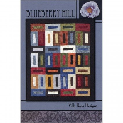 Blueberry Hill Pattern