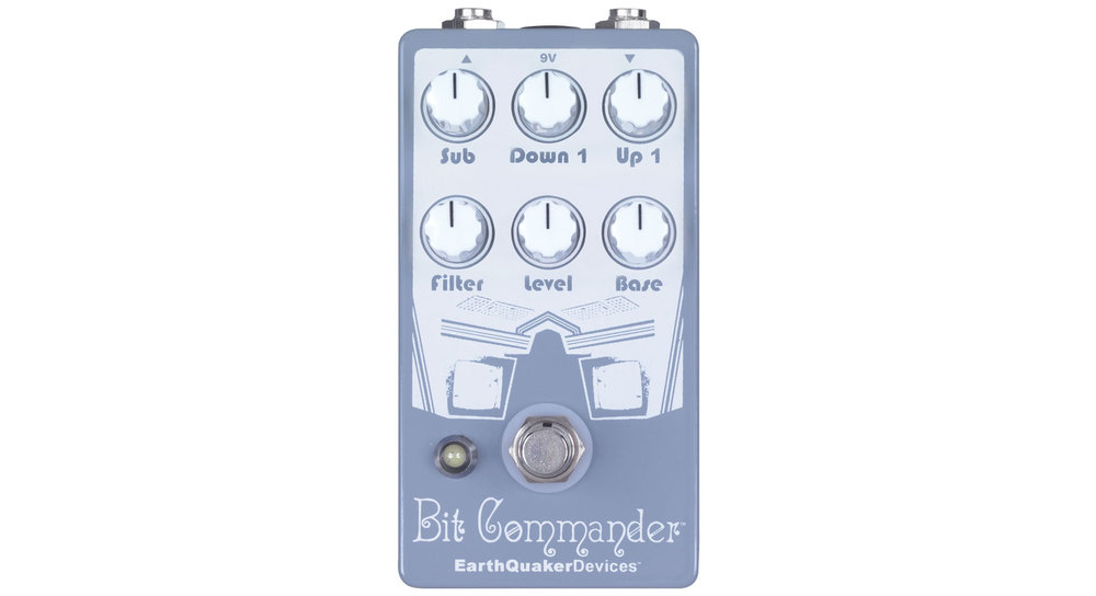 EarthQuaker Bit Commander Guitar Synthesizer Pedal