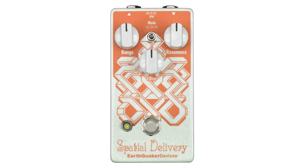 EarthQuaker Devices Spatial Delivery Envelope Filter w/ S&H