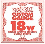 .018 Wound Single String Nickel Wound - Electric