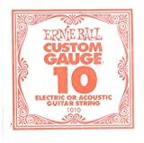Ernie Ball .010 Plain Steel Single