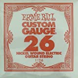 Ernie Ball .026 Nickel Wound - Electric 6 Pack