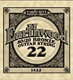 .022 Earthwood Acoustic - 80/20 Bronze 6 Pack