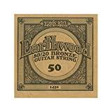 .050 Earthwood Acoustic - 80/20 Bronze SINGLE string