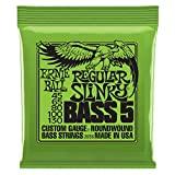 Ernie Ball 5-String Bass Regular Slinky Stringset 2836EB