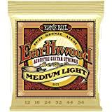 Ernie Ball Earthwood Medium Light - Acoustic 80/20 Bronze