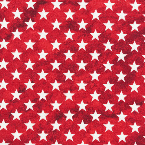 Valor - White Stars on Red