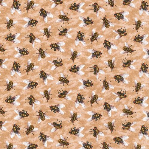 You Bug Me - Flys Tan