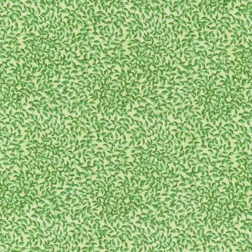 120 3025 Classique Tonal Leaves for Paintbrush Studios. 100% cotton 43 wide